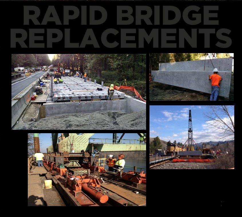 hp civil rapid bridge replacement