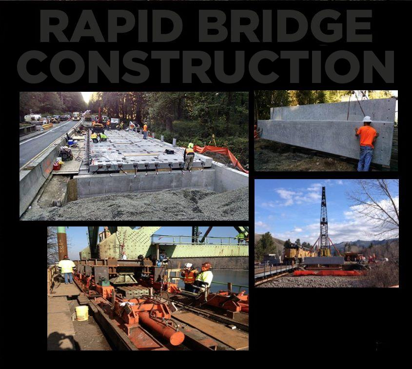 hp civil rapid bridge construction