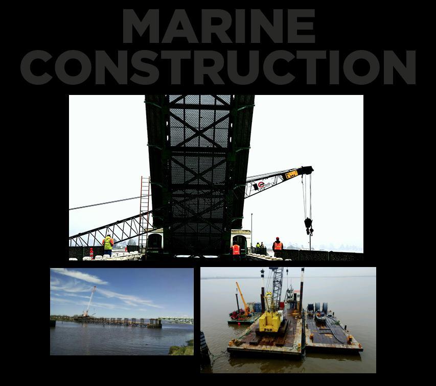 hp civil Marine Construction