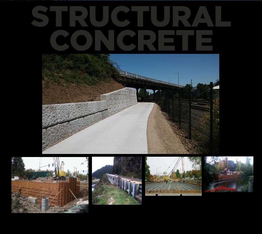 hp civil Structural Concrete