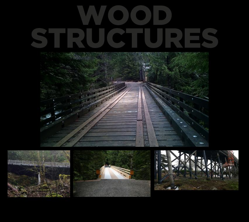 hp civil Wood Structures